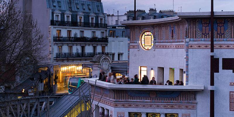 Rooftop Paris Les Meilleurs Rooftops 224 Paris